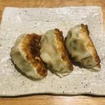 恵比寿餃子 大豊記 - 看板の餃子
