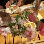 旬魚旬菜 びんびや -