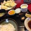 Tempuratenkichi - 料理写真:天ぷら定食 桜 1200円 税込