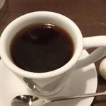 福茶庵 - コーヒー