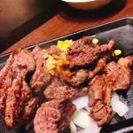 いきなりステーキ - 乱切りカットステーキ(300g)