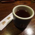 喜庵 - ☆温かいお茶でホッと一息(^^ゞ☆
