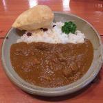 カレー屋丁字 - 「ポークカレー」(680円)