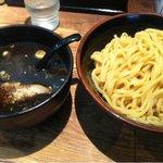 らーめん明日があるさ - つけ麺(黒)