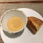 キャトルラパン 北梅田 - ビスマルクとパン