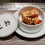 焼肉・冷麺 二郎 - キムチ盛り合わせ