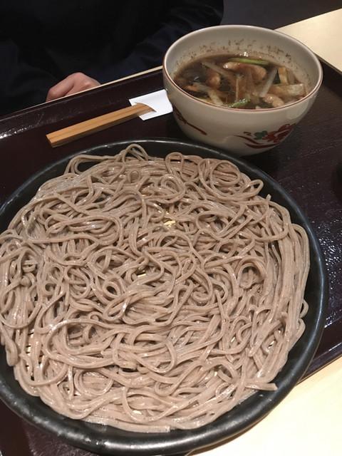 蕎麦工房 おやまぼくち>