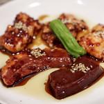 焼肉・冷麺 二郎 - 和牛ホルモン・ミックス(味噌)