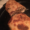 お好み焼き こころ - 料理写真:ネギ焼きは何もつけずに食べます。