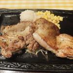 カタマリ肉ステーキ&サラダバー にくスタ - (2018年12月)