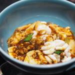 イチリン ハナレ - 白子麻婆豆腐