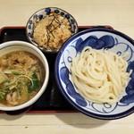 98889333 - 肉つけ麺定食