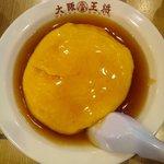 大阪王将 - ふわとろ天津飯(390円)