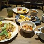 ガーデン キッチン - 朝食ブッフェ