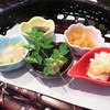 Ikki - 料理写真:前菜5種