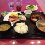 富山地鉄ホテル - 朝食