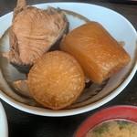 すずき - 料理写真:ぶり大根・2018/12