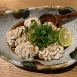 活貝 日本酒 おばんざい 福島おちび - 鱈白子