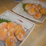 魚河岸 - 料理写真:あんきも二人前