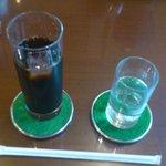 ミルティーユ - アイスコーヒー