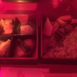 六本木 金魚 - 金魚二段お重