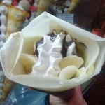マリオンクレープ - チョコバナナ