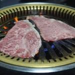 和牛の紀楽 - 焼きしゃぶ