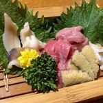 飲み喰い処 舞好土 - 料理写真:刺身盛り合わせ