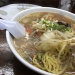 湯村食堂 - 料理写真: