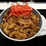 吉野家 - 牛丼並:380円