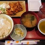 キッチンきずな - 料理写真:チキン南蛮