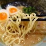 らーめん 田中家 - 麺リフト