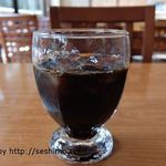 PONTE - 食後のアイスコーヒー