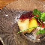 日本料理 香せり - 3800円のコース   デザート