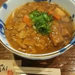 寺cafe&遍路グッズ 梧桐庵 - 料理写真:ゆばカレーうどん