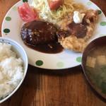 京田村 -