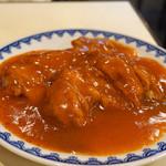 鳳飛 - 椒醤酥鶏(からし鶏)
