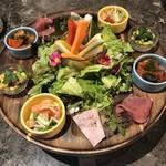 PLUSTOKYO - 前菜