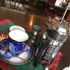 Cafe&gallary 楠 - ドリンク写真:ペルーアチャマル(マンスリー)