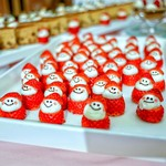 ホテルオークラ神戸 - ☆イチゴのデザート