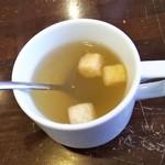 ラビッシュ - スープ