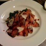 9893842 - 鹿児島和牛モモ肉のタリアータ