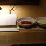 和牛焼肉じろうや 介 wagyu&sake - 迎え入れ