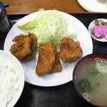 ニコニコ亭 - ソースカツ定食¥690