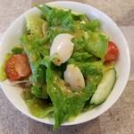 ポトフ - サラダ