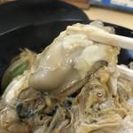 豊福 - プリップリ牡蠣6粒って、いいんじゃない(^^♪(2018.12.23)