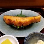 98938593 - 北海道銀鮭の西京焼き