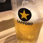 エキヨコ酒場 大感謝 - ドリンク写真: