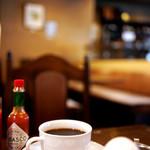 カフェ ビィオット - 香りの良い珈琲で一服を♪