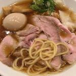 中華そば ココカラサキエ - ☆★恒例☆麺ミセ♫★☆